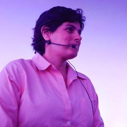 Dr. Nergis Mavalvala<br>October 2016